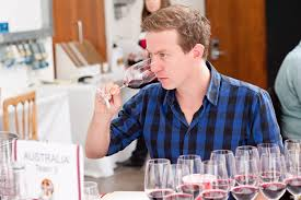 gavin monery durante il Decante World Wine Awards