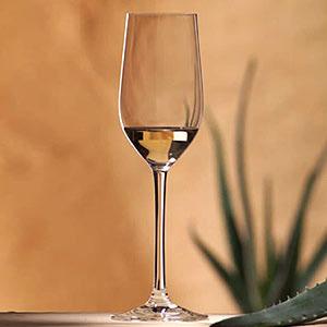 Glass tequila