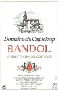 Cagueloup-Bandol