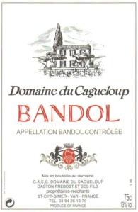 Cagueloup-Bandol
