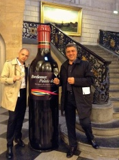 massimo e Anthony a bordeaux
