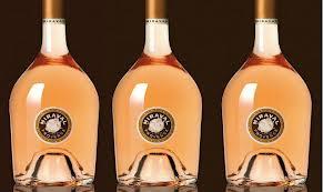 bottiglie di miraval