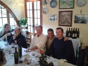 Neill, Massimo e Bradley