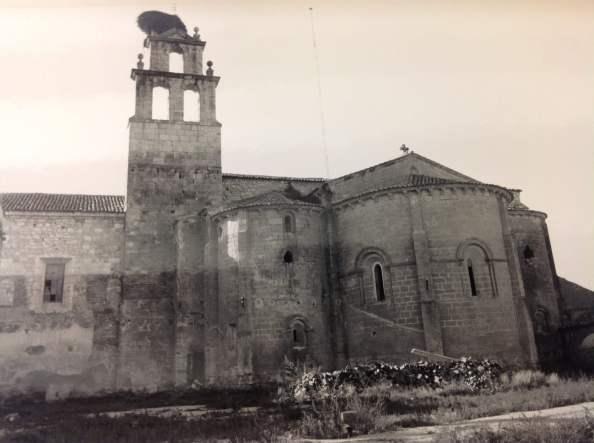 abbazia prima del restauro