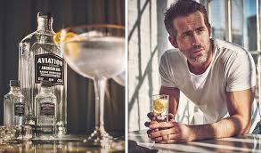 aviation gin e ryan reynolds