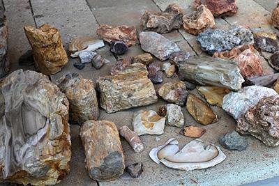 pietre vulcaniche del tokaj